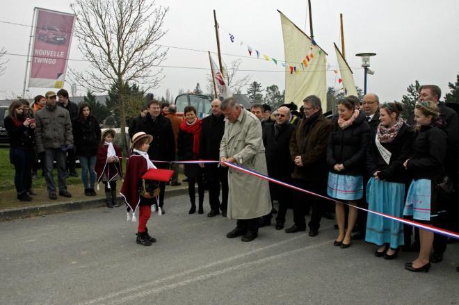 Foire Varades Inauguration 3