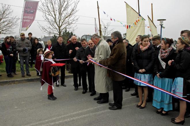 Foire Varades Inauguration 6